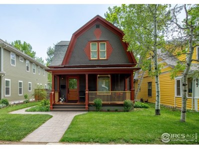 825 W Mountain Ave, Fort Collins, CO 80521 - #: 882213