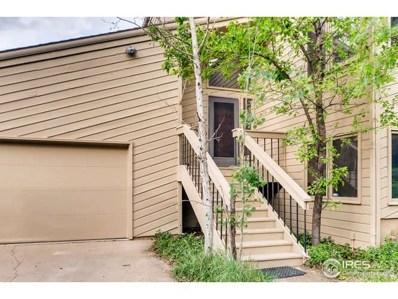 455 S Cedar Brook Rd, Boulder, CO 80304 - #: 885049