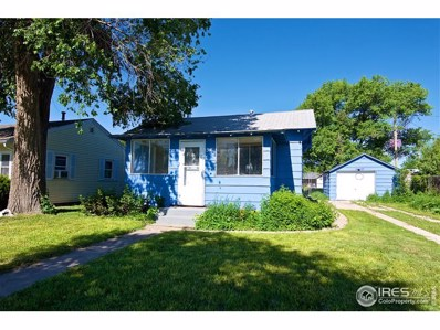 321 N 8th Ave, Sterling, CO 80751 - #: 885998