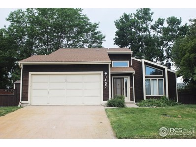 3407 Colony Dr, Fort Collins, CO 80526 - #: 887643