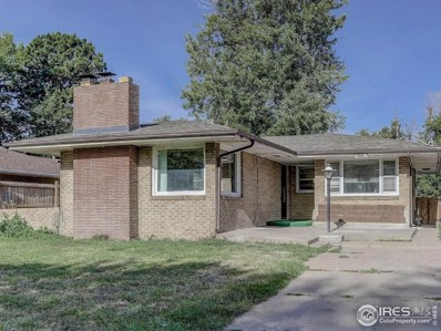 1607 14th Ave, Greeley, CO 80631 - #: 889068