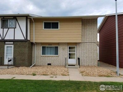 722 27th Ave, Greeley, CO 80634 - #: 890578