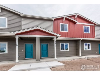 3612 Ronald Reagan Ave, Wellington, CO 80549 - #: 893259