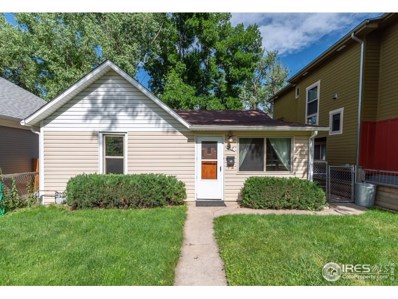 312 N Grant Ave, Fort Collins, CO 80521 - #: 896124