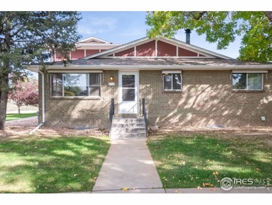 740 27th Ave UNIT 1, Greeley, CO 80634 - #: 896258