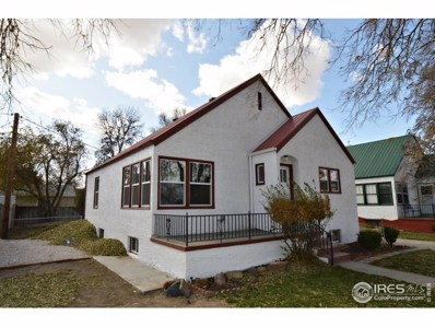 310 W Kiowa Ave, Fort Morgan, CO 80701 - #: 897283