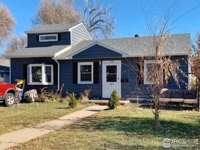 2520 10th Ave, Greeley, CO 80631 - #: 898610