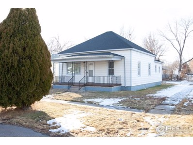 231 N 4th Ave, Sterling, CO 80751 - #: 900005