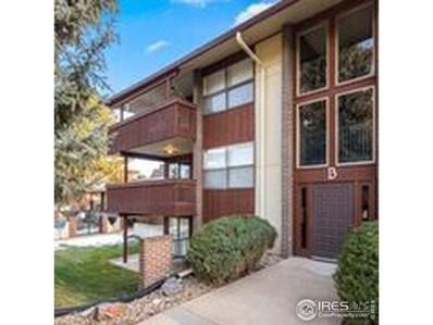 500 Manhattan Dr UNIT 5, Boulder, CO 80303 - #: 900181