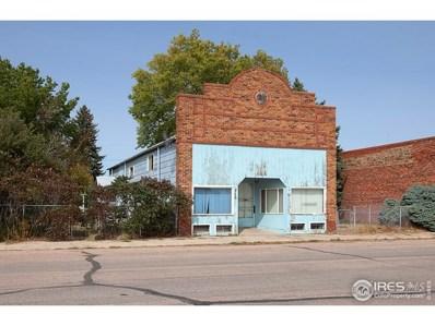 715 Main St, Peetz, CO 80747 - #: 924049