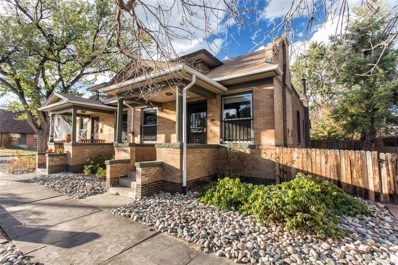 313 W 2 Avenue, Denver, CO 80223 - #: 1571231