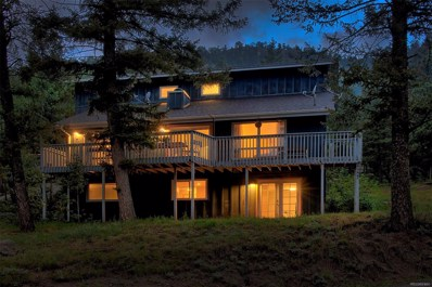 12085 Bear Park Road, Conifer, CO 80433 - #: 1573359