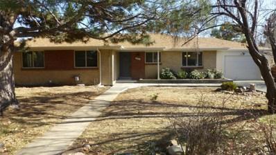 510 Dudley Street, Lakewood, CO 80226 - #: 1731200