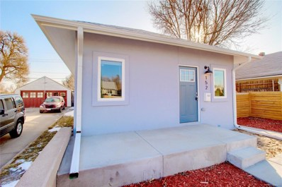 152 Knox Court, Denver, CO 80219 - #: 1747684