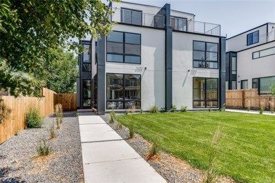 4252 Osage Street, Denver, CO 80211 - #: 1903774