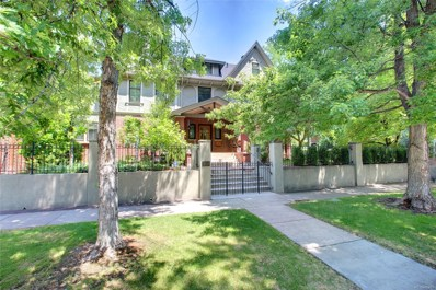 1433 E 7th Avenue, Denver, CO 80218 - #: 2014690