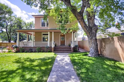 2220 N Cascade Avenue, Colorado Springs, CO 80907 - #: 2046556
