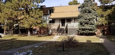 2700 S Holly Street UNIT 208, Denver, CO 80222 - #: 2261868