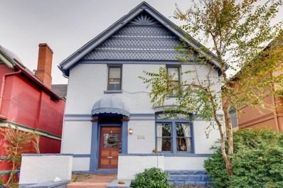 306 Bannock Street, Denver, CO 80223 - #: 2278351