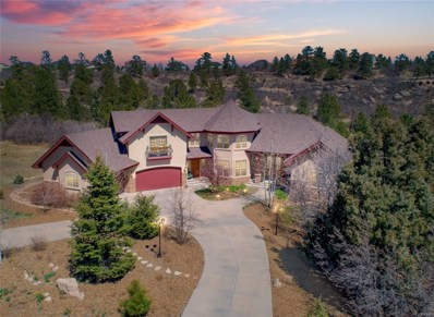 6361 Lost Canyon Ranch Road, Castle Rock, CO 80104 - #: 2442762
