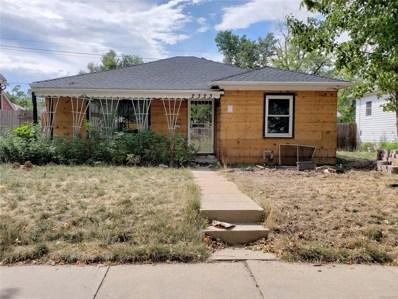 2323 S Acoma Street, Denver, CO 80223 - #: 2473629