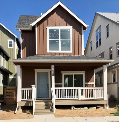2838 S Fox Street, Englewood, CO 80110 - #: 2540367