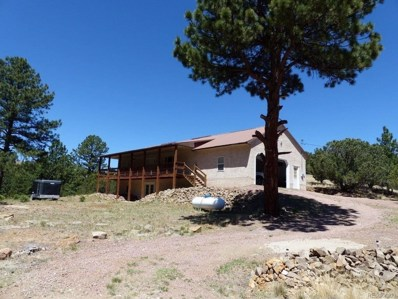 317 Sugarloaf Road, Westcliffe, CO 81252 - #: 2545391