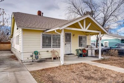631 Meade Street, Denver, CO 80204 - #: 2729814