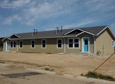 8 And 10 8th Street Street, Flagler, CO 80815 - #: 2765037