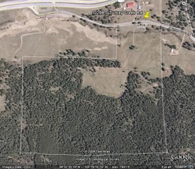 10298 S Turkey Creek Road, Morrison, CO 80465 - #: 2822592