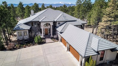 4460 Hidden Rock Road, Colorado Springs, CO 80908 - #: 2882666