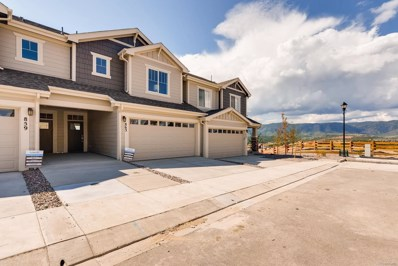 863 Marine Corps Drive, Monument, CO 80132 - #: 3050813