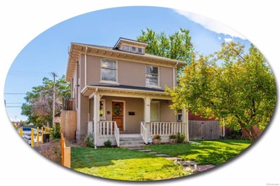38 W Byers Place, Denver, CO 80223 - #: 3172679