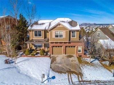 3925 Broadview Place, Castle Rock, CO 80109 - #: 3225564