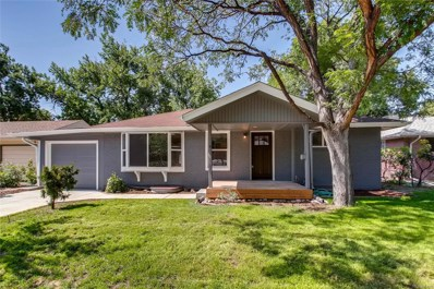 5681 E Cornell Avenue, Denver, CO 80222 - #: 3227680