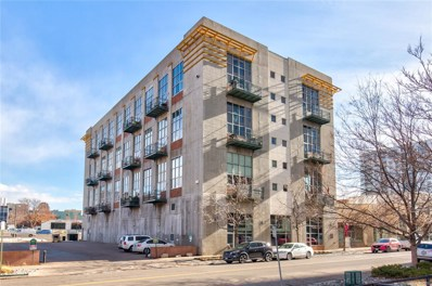 1050 N Cherokee Street UNIT 307, Denver, CO 80204 - #: 3229855