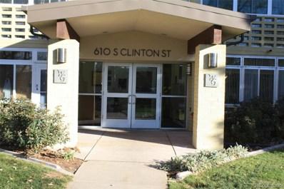 610 S Clinton Street UNIT 5B, Denver, CO 80247 - #: 3238396
