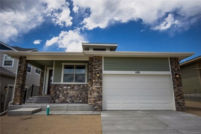 1128 Seabiscuit Drive, Colorado Springs, CO 80921 - #: 3263583