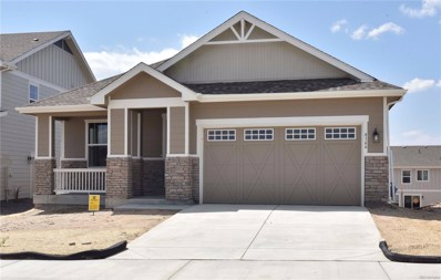 4166 Forever Circle, Castle Rock, CO 80109 - #: 3299624