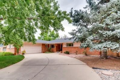 3770 S Hillcrest Drive, Denver, CO 80237 - #: 3418750