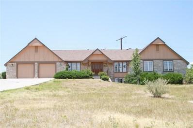 8187 N Pinewood Drive, Castle Rock, CO 80108 - #: 3420317
