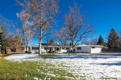 4430 S Clarkson Street, Cherry Hills Village, CO 80113 - #: 3431301