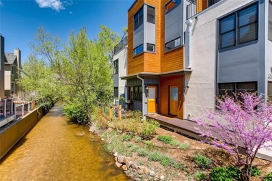 2056 Walnut Street UNIT A, Boulder, CO 80302 - #: 3436240