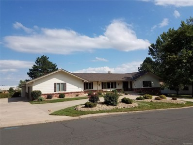 5550 Morning Glory Lane, Littleton, CO 80123 - #: 3571574