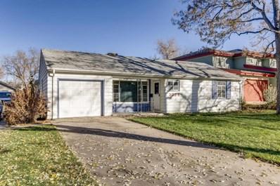 3026 S Clermont Drive, Denver, CO 80222 - #: 3909510