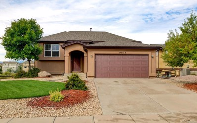 9916 Antler Creek Drive, Peyton, CO 80831 - #: 4145669