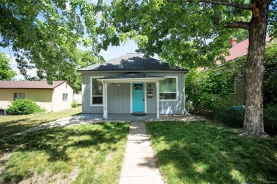 4116 Eaton Street, Denver, CO 80212 - #: 4205156