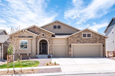6715 Mineral Belt Drive, Colorado Springs, CO 80927 - #: 4259488