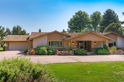 3425 Hill Circle, Colorado Springs, CO 80904 - #: 4310192