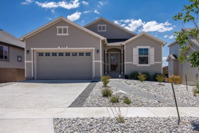 9143 Argentine Pass Trail, Colorado Springs, CO 80924 - #: 4357132